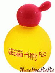 Nước Hoa Nữ Moschino Hippy Fizz Edt 4.9ml