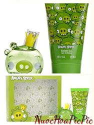 Gift Set Nước Hoa Baby Angry Birds King Pig Edt 50ml