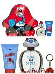Gift Set Nước Hoa Baby The Smurfs Papa Edt 100ml