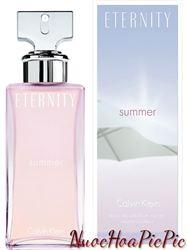 Nước Hoa Nữ Calvin Klein Eternity Summer 2014 Edp 100ml