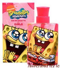 Nước Hoa Bé Gái SpongeBob Squarepants For Girl Edt 100ml