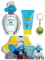 Gift Set Nước Hoa Bé Trai The Smurfs Vanity Edt 100ml