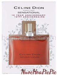 Nước Hoa Nữ Celine Dion Sensational Edt 100ml