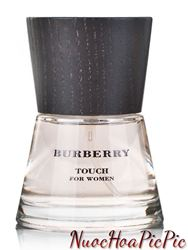 Nước Hoa Nữ Burberry Touch for Women Edp 100ml