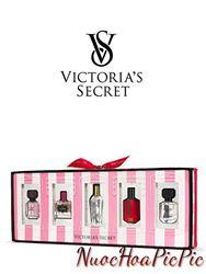 Gift Set Nước Hoa Nữ Victoria`s Secret Edp 5 chai 7.5ml