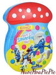 Gift Set Nước Hoa Trẻ Em The Smurfs Clumsy (Xì Trum Tí Vụng)