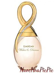 Nước Hoa Nữ Bebe Wishes & Dreams 2012 Edp 100ml