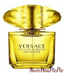 Nước Hoa Nữ Versace Yellow Diamond Intense Edp 90ml