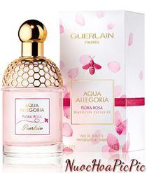 Nước Hoa Nữ Guerlain Aqua Allegoria Flora Rosa Edt 100ml