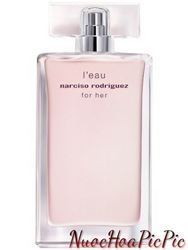 Nước Hoa Nữ Narciso Rodriguez L'Eau For Her 2013 Edt 100ml