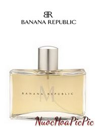 Nước Hoa Nam Banana Republic M For Men Edt 125ml