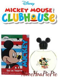 Nước Hoa Bé Trai Mickey Mouse Edt 100ml