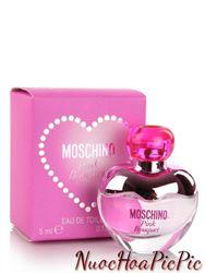 Nước Hoa Nữ Moschino Pink Bouquet Edt 5ml