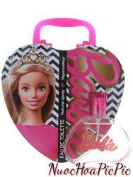 Nước Hoa Bé Gái Barbie Fashion Girl Edt 100ml