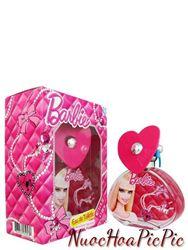 Nước Hoa Bé Gái Barbie Fashion Girl Edt 50ml