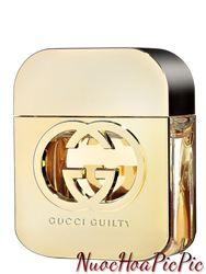 Nước Hoa Nữ Gucci Guilty Intense Edp 50ml