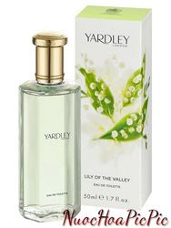 Nước Hoa Nữ Yardley London Lily Of The Valley Edt 50ml