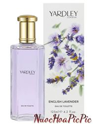 Nước Hoa Nữ Yardley London English Lavender Edt 125ml