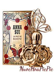 Nước Hoa Nữ Anna Sui La Nuit De Boheme 2014 Edp 50ml