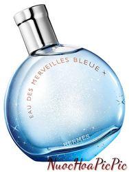 Nước Hoa Nữ Hermes Eau Des Merveilles Bleue 2016 Edt 100ml