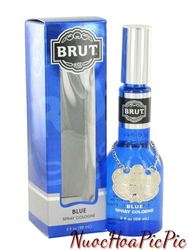 Nước Hoa Nam Brut Blue Edc 88ml