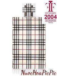 Nước Hoa Nữ Burberry Brit Edp 50ml