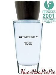 Nước Hoa Nam Burberry Touch For Men Edt