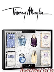 Gift Set Nước Hoa Nữ Thierry Mugler 4 Chai Mini