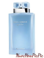 Nước Hoa Nữ Dolce&Gabbana Light Blue Eau Intense 2017 Edp 100ml