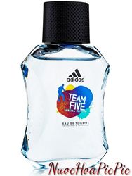 Nước Hoa Nam Adidas Team Five Special Edition Edt 100ml
