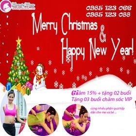 Chương trình khuyến mại Chào đón Giáng sinh 2015