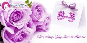 Chương trình khuyến mại Chào mừng ngày Quốc tế Phụ nữ 8/3