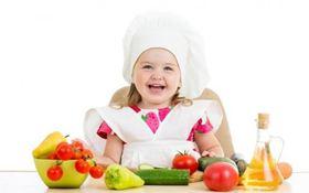 Giúp Trẻ Hình Thành Thói Quen Ăn Uống Lành Mạnh