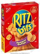 Bánh Ritz bơ đậu phộng - 249gr