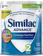 Similac Advance (6-12th)