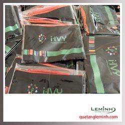 Túi vải bố kéo khóa - KH IVy