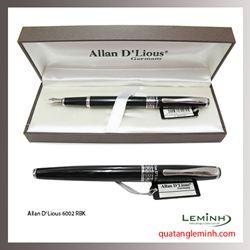 Bút ký cao cấp - ALLAN D'LIOUS 6002 RBK