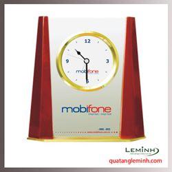 Đồng hồ để bàn Mobifone