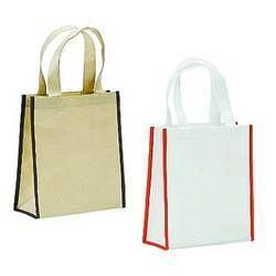 Túi vải không dệt - túi hộp quai xách