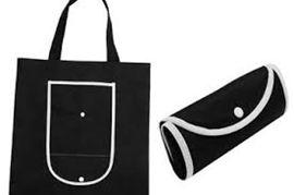 Túi vải không dệt - Túi xếp 2 ngăn