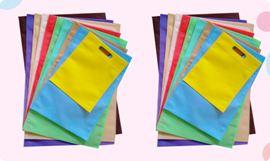 Túi vải không dệt - túi ép