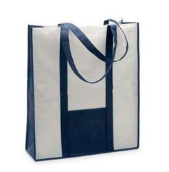 Túi vải không dệt - túi quai liền thân