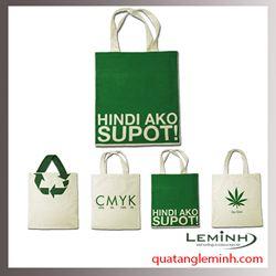 Túi vải không dệt - túi môi trường - túi ép 018
