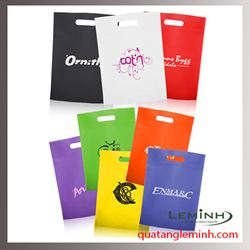 Túi vải không dệt - túi môi trường - túi ép 007