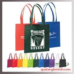 Túi vải không dệt - túi môi trường - túi ép 008