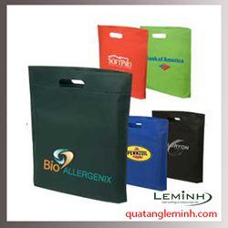 Túi vải không dệt - túi môi trường - túi ép 010
