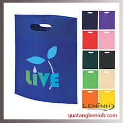 Túi vải không dệt - túi môi trường - túi ép 011