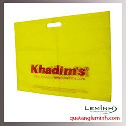 Túi vải không dệt - túi môi trường - túi ép 017