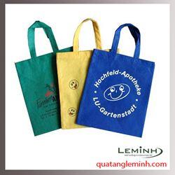 Túi vải không dệt - túi môi trường - túi ép 014