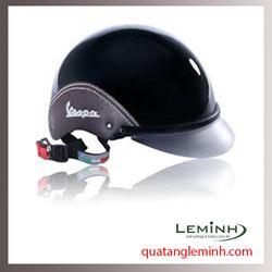 Mũ bảo hiểm quảng cáo - mũ bảo hiểm nửa đầu không kính 034